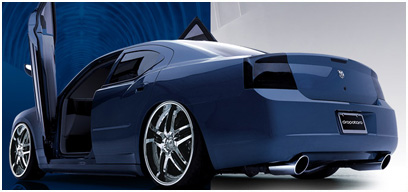 Dodge Charger Lambo Doors