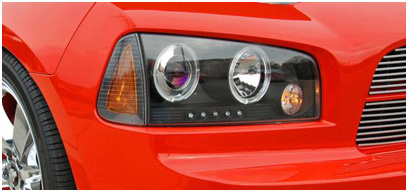 Dodge Charger Headlights