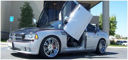 Dodge Charger Vertical Doors & Charger Vertical Doors pezcame.com